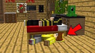 ARKADAIM YATAIMIN ALTINDA  Minecraft