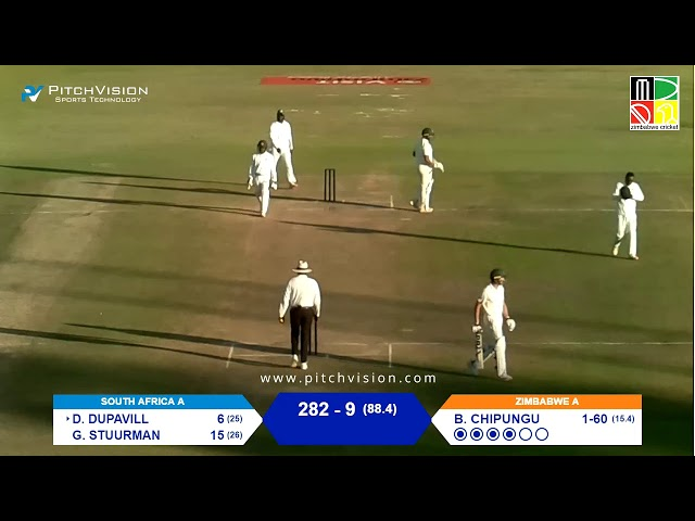 Zimbabwe A vs South Africa A | 2nd Unofficial Test | Day 1