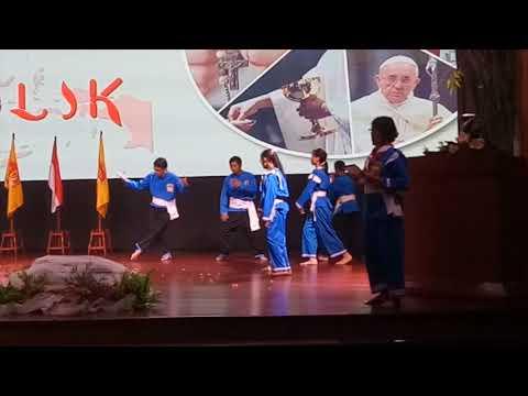 Hari Santri Nasional 2017 - Pencak Silat THS-THM