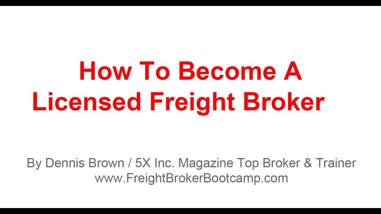 Freight Broker Boot Camp Scam - Freight Broker Boot Camp