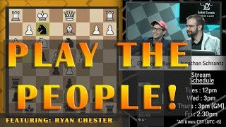 GM Denes Boros Plays The People! | Live Stream
