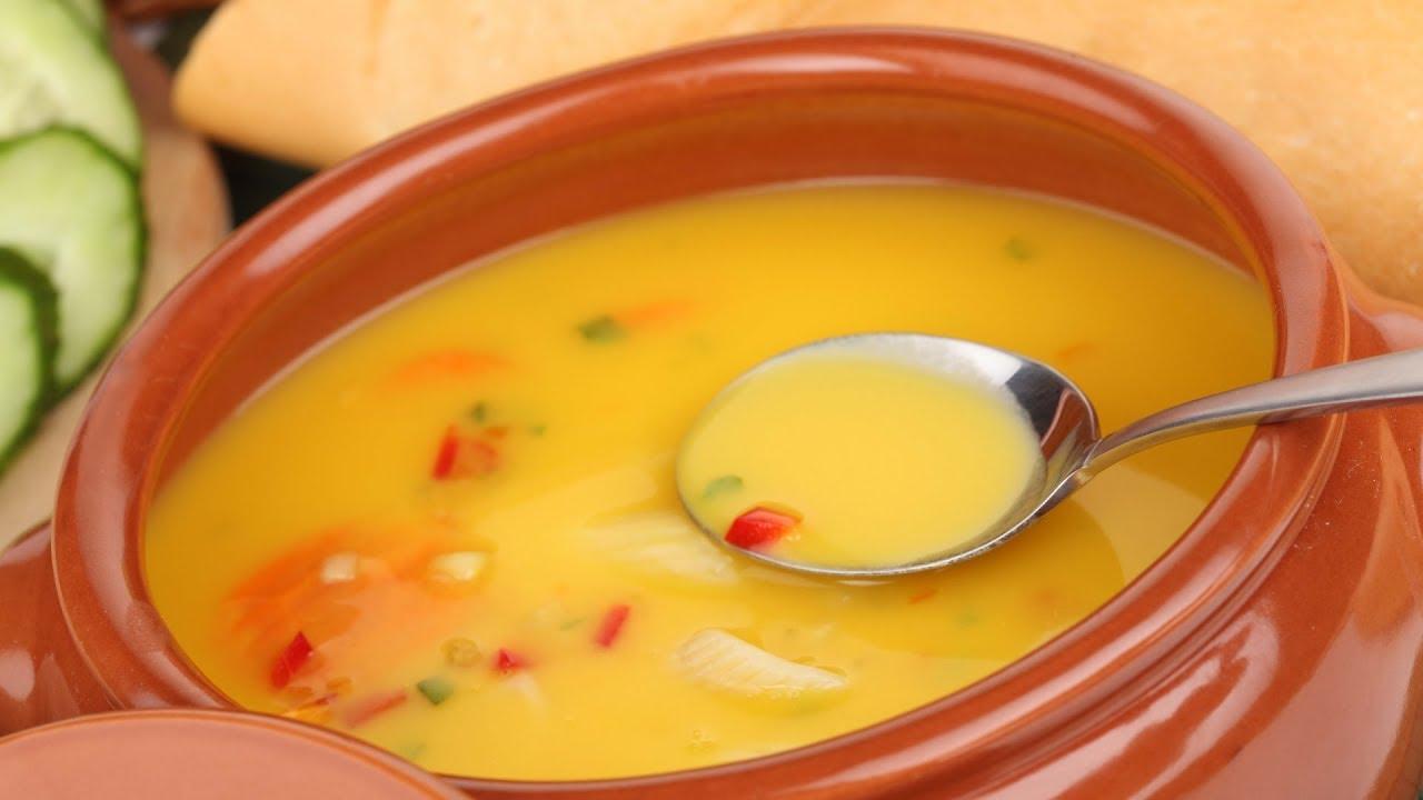Рецепт приготовления диетического супа