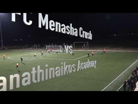 FC Menasha Crush (WI) Vs Panathinaikos PAO FC - 2004 Academy (MO)