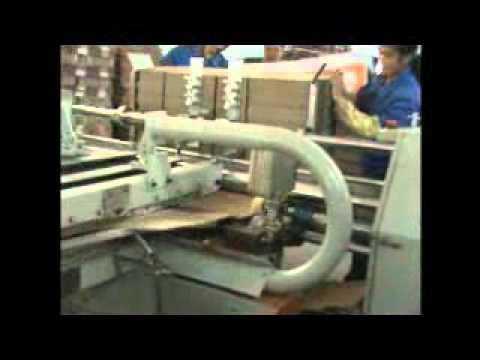 packaging machine carton box making machine