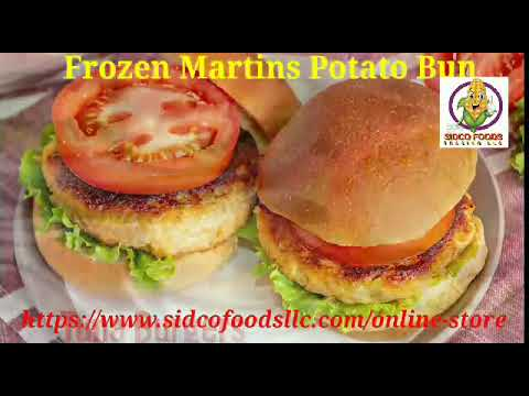 Frozen Potato Bun / Roll in Dubai , UAE available Online - From USA| Sidco Foods