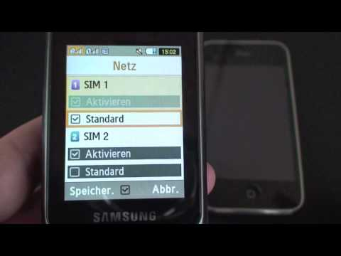 Samsung B5702 präsentiert von www.auratel.ch