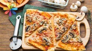 Пицца с томатным соусом и грибами: МастерШеф. Дети – Все буде добре. Выпуск 772 от 10.03.16