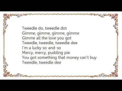 Elvis Presley - Tweedle Dee Tweedle Dum Lyrics