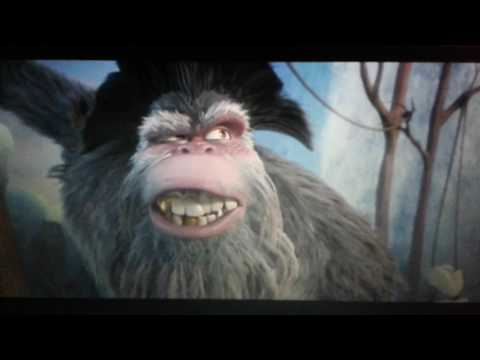 Ice Age 4 The hyrax/stealing the ship