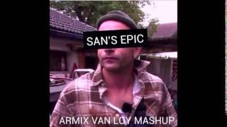 Sandro Silva & Quintino feat. Anton Horvath - San