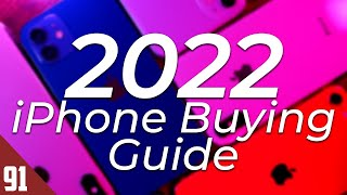 Which iPhone should you buy? - Late 2021 iPhone Buying Guide