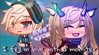 I fell in love with a monster episode:2 | Gachaverse |