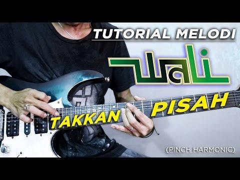 Tutorial Melodi (WALI - TAKKAN PISAH) Detail | Pinch Harmonic