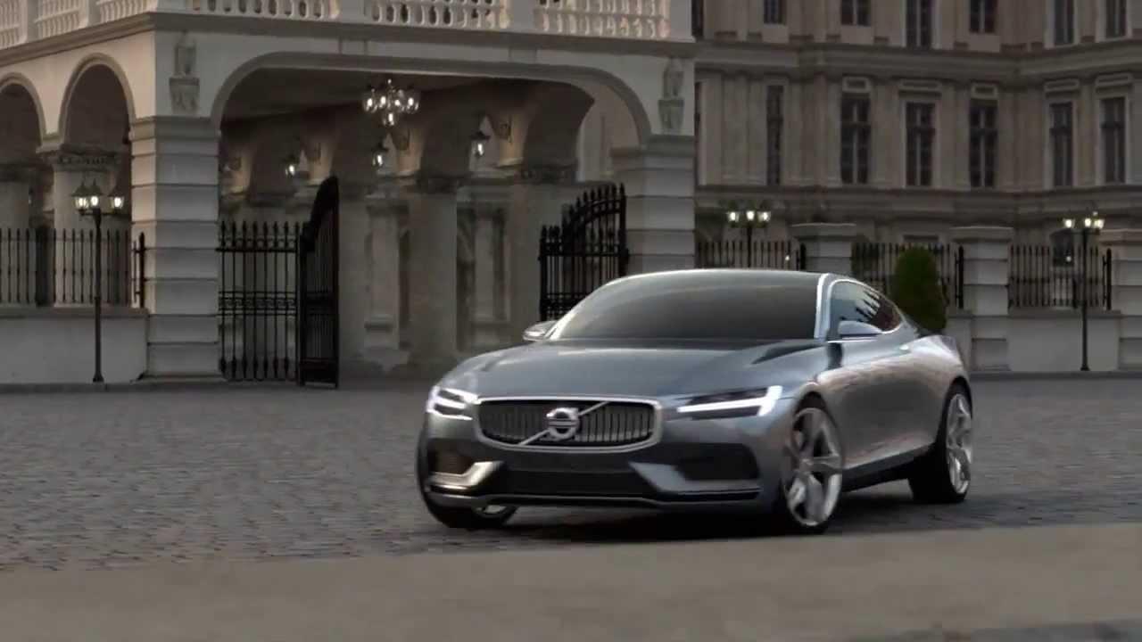 2014 Concept Volvo Xc Coupe Eu Trailer