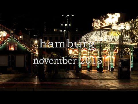 Cold in Hamburg | Travel Film | Study Abroad