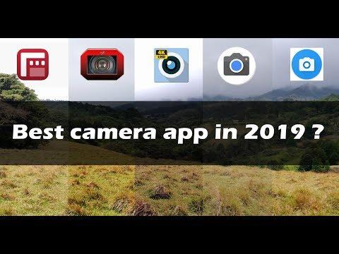 Filmic Pro Vs Cinema FV-5 Vs Cinema 4K Vs Google Camera App Vs Open Camera (2019)