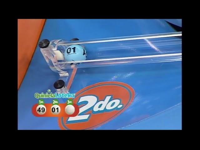 Loteka Lotería Electrónica Sorteo 07:55 PM 13-06-2021