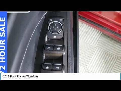 2017 Ford Fusion Forest Lake Mn Cp13803
