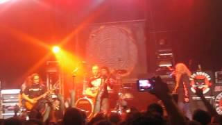 Los Suaves - La noche se muere y Final de concierto (Sala Capitol - Live 19-04-2013)