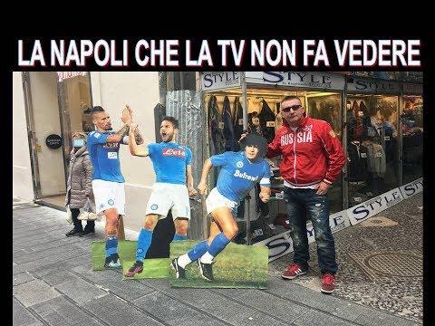 Napoli come nessuna Tv vi ha mai fatto vedere !!!