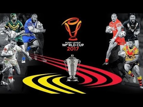 Rugby League Live 4  Warriors Career  World Cup Finals Round 1