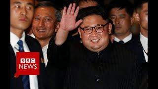 Why North Koreans last to learn of summit - BBC News