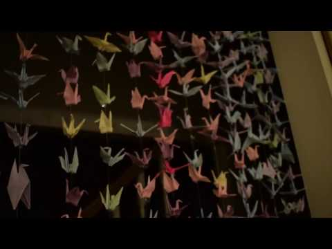 How to Make a Chain of Paper Cranes