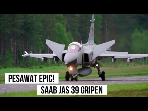 [REVIEW] SAAB JAS 39 Gripen Versi Indonesia