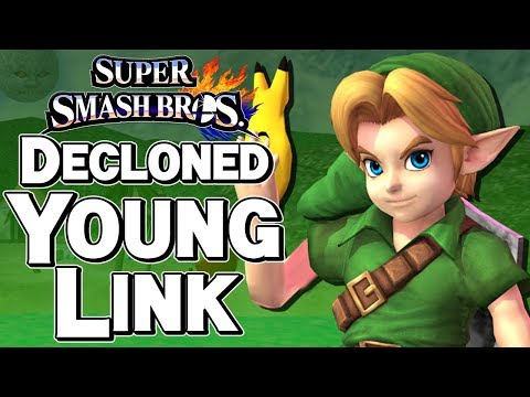 WHAT IF YOUNG LINK RETURNED TO SMASH? - Super Smash Bros. - Aaronitmar