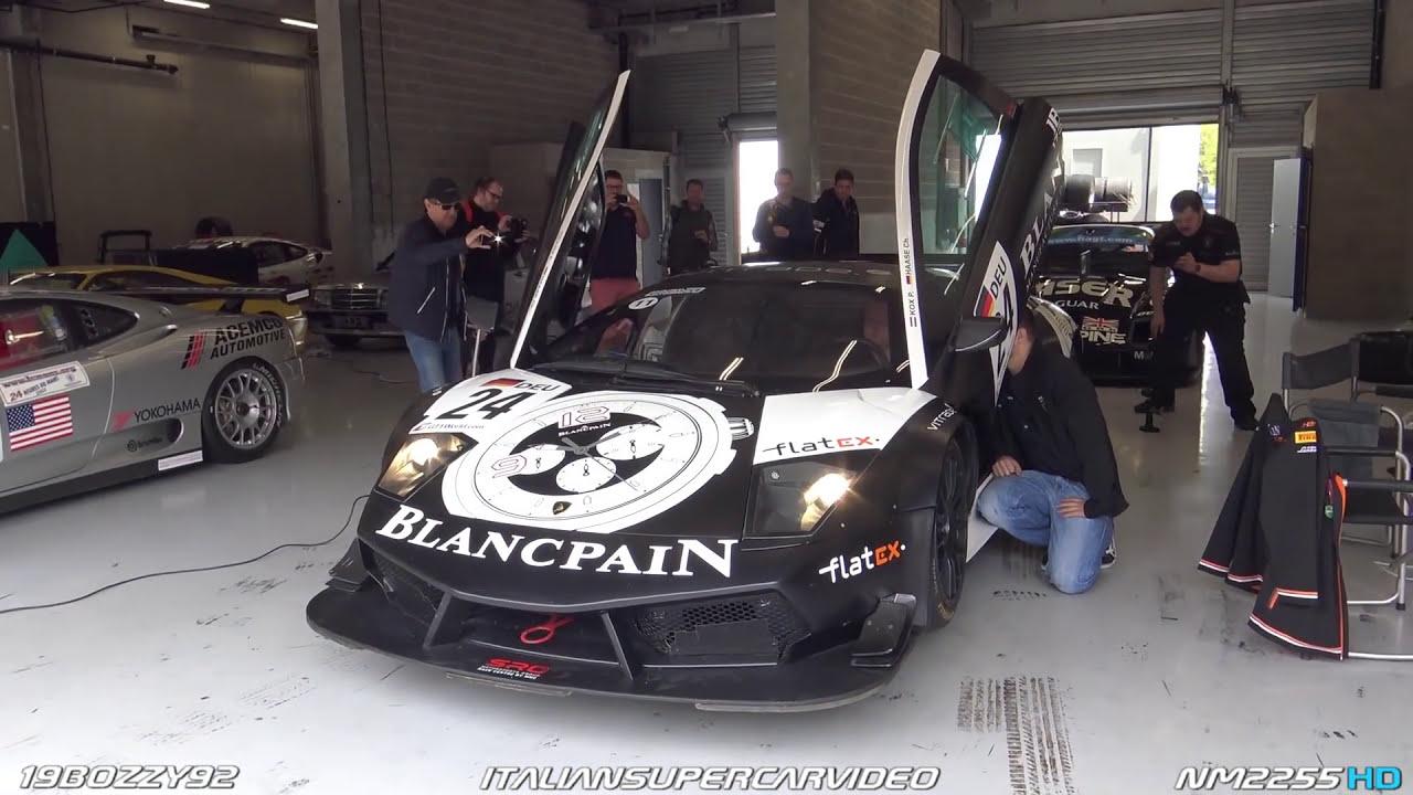 Lamborghini Murcielago 670 R Sv Gt1 Orgasmic V12 Sound Track