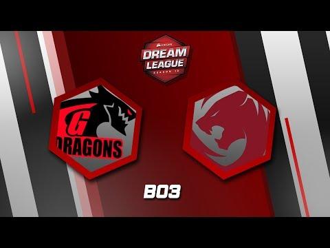 Tigers vs SGD (BO3) - SEA Open Qualifier Dream League #10