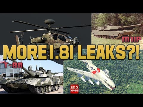 More 1.81 leaks? - War Thunder Weekly News