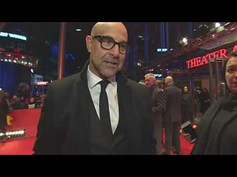 EVENT CAPSULE CHRYON - at Berlin Film Festival: 'Final Portrait' - Red Carpet