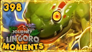 Amazing Mage Luck!! | Hearthstone Daily Moments Ep. 398