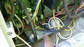 DIY -Troubleshooting RV Refrigerators 120 v AC Heat Element, Centre