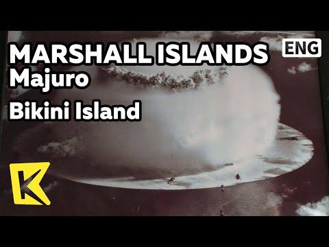 【K】Marshall Islands Travel-Majuro[마셜 여행-마주로]비키니 수영복의 유래, 비키니 섬 핵실험/Bikini Island/Nuclear Experiment