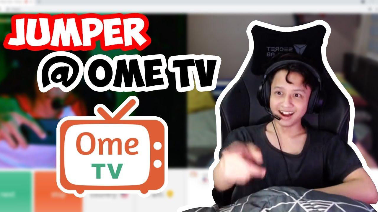 DIN JUMPER FIRST TIME BERMAIN OMETV  || KELAKAR HABIS!!