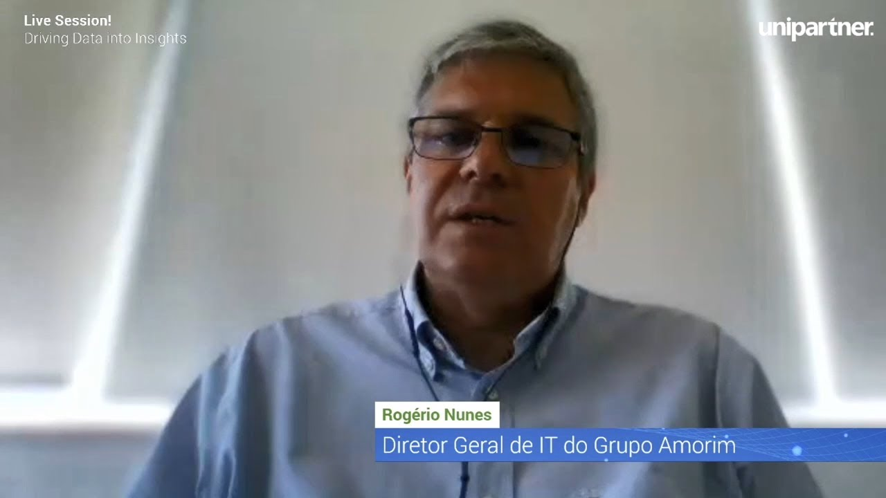 Building a data-driven strategy: how Group Amorim is doing it.
