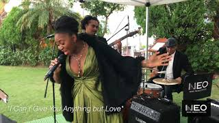 Neo Music Production - Pop and Jazz Vocalist - Hong Kong Wedding Live Jazz Band