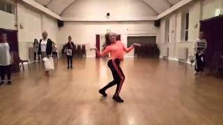 14 Year Old, Lauren Halil Choreography to - Dj Smallz, We Are Young Remix