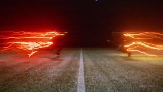 Флэш против Обратного Флэша | Флэш (1 сезон 9 серия)