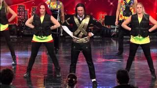 Yetenek Sizsiniz Türkiye Yarı Final - Fatih Jackson