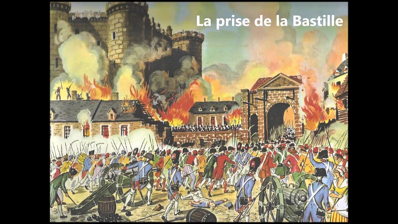 Resultado de imagen para prise de la bastille