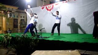 Dance AYO MONDOK (cover Despacito) ala SAFINDA