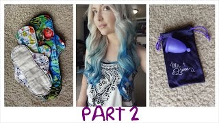 Reusable Menstrual Products | Part 2 : Cloth Pads Video