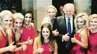President Trump Didn't Crash Wedding Where He Gave a Toast, Friends Say
