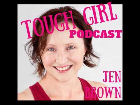 Tough Girl - Jen Brown - Running and Triathlon Coach and founder of Sparta Chicks!