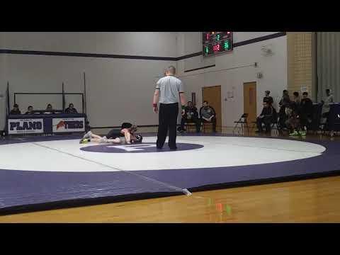 Josh Sandwich Middle school @ Plano 112lbs