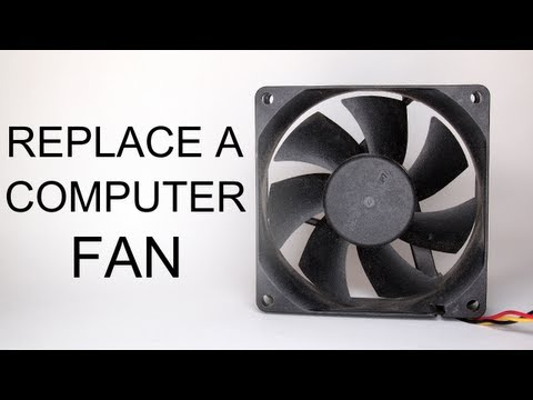 how-to-replace-a-computer-case-fan