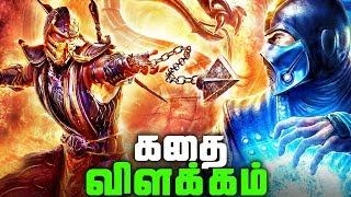 Mortal Kombat 9 Full Story - Explained in Tamil (தமிழ்)
